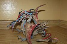 "Mcfarlane Dragon Hydra Fall of the Dragon Kingdom Three Headed 15"" Figure 2007"