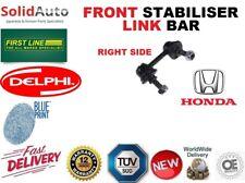 Para HONDA CIVIC CRV Edix FRV integra Stream Frontal Barra De Enlace Estabilizador lateral derecho