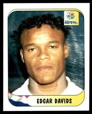 Merlin Euro 96 - Edgar Davids Netherlands No. 60