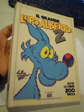 LIBRO : IL GRANDE LUPO ALBERTO 2 COMPLETO DI CARTOLINA BUR - 1992  (L-5)