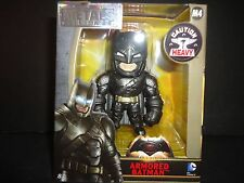 "Jada Armored Batman Movies 2016 Batman v Superman Figures 4"" Metal"