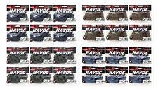 """(24) Unopened Bags Packs Berkley Havoc 3 1/2"""" Skeet Reece Slop Craw Lot #1 New"""