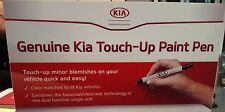 "OEM KIA Touch-Up Paint + Clear Coat ""ALIEN"" Color Code I7"