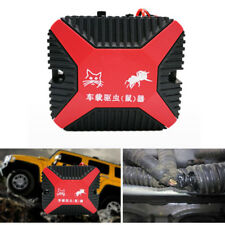 Double Ultrasonic Car Engine Protect Vehicle Mouse Chaser Monitor Rats Repeller