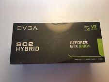 EVGA GeForce GTX 1080 Ti SC2 HYBRID GAMING, 11G-P4-6598-KR