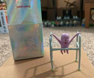 Kidrobot Granny Cuyler Squidbilles Vinyl Figure Adult Swim Series 1