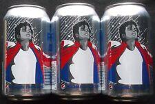 Diet Pepsi 3x Michael Jackson 3x Britney Spears Collectable Artist Series Canada