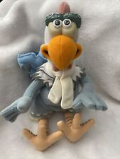Chicken Run Plush Toy Fowler Character Toy