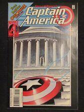 Captain America #444 Avengers Black Widow