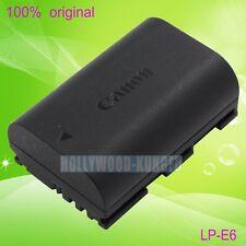 Origine Canon LP-E6 LPE6 Ion pour EOS 5D II 5D III EOS 7D 60D LC-E6E