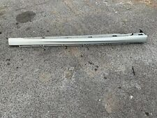 2005 VAUXHALL VECTRA 1.9 CDTI SRi SILVER OFF SIDE RIGHT SILL COVER SIDE SKIRT