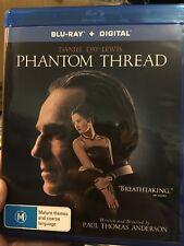 Phantom Thread BLU RAY (2017 Daniel Day Lewis drama movie)