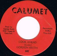 Gordon Keith Look Ahead Northern Soul Calumet
