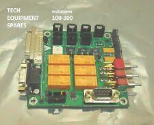 Lam 810-001489-002 Dual Valve Control Board Circuit Board Lam 2300 Kiyo3X *used