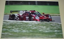 Le Mans WEC ELMS 2017 Silverstone 2nd In LMP3 Ultimate Racing Ligier #17 Signed