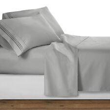 1800 Collection 4 Piece Deep Pocket Microfiber Bed Sheet Set