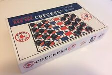 Boston Red Sox New York Yankees Checkers Rival Edition MLB Baseball Hats Caps