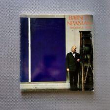Barnett Newman by Thomas B Hess -MoMa 1971 Exhibition Catalogue