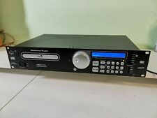 American Audio MCD-110 CD Player Unit Mp3 Compatible Used Fully Working