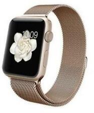 Milanese Loop (Rose Gold) - Apple Watch Strap