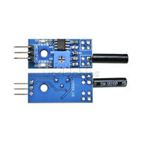1/2/5/10PCS SW-18010P LM393 Vibration Switch Sensor Module for Intelligent Vehic