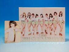 CD+DVD Girls Generation Gee JAPAN Limited Photocard Sooyoung SNSD