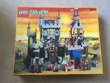 Lego 6090, Castle (Royal Knights) *RARE* 99.9% COMPLETE *BOXED*