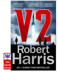 V2 Robert Harris PAPERBACK *BRAND NEW*
