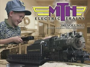 M.T.H. Electric Toy Trains Accessories - Premier Railking Tinplate Trad. /  Book