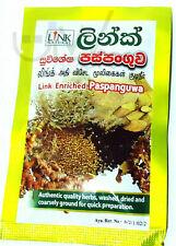 Link Natural Enriched PASPANGUWA  Ayurvedic Herbal Tea 10 PKT Free Shipping