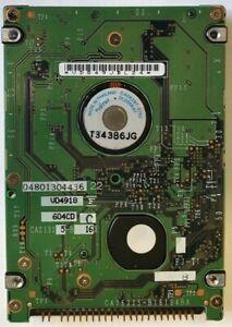"PCB 2.5"" SATA FUJITSIU Hard drive 60GB MHT2060AT CA06297-B20600AP 655-1135A"