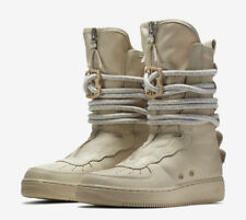 online store 2b973 485ca Nike SF AF1 Hi Mens Size 8 Boots Rattan Tan Special Field Air Force AA1128  200