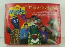 The Wiggles fun activity set 2003 deadstock perfect for home time with family