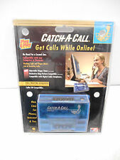 International 43-2220 Catch-A-Call Use 1 Phone Line For Computer, Phone & Fax