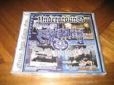 Chicano Rap CD Cali Life Style - Underground Barrio Legends - T-Dre Delux 805