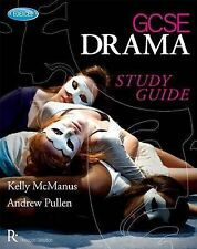 Edexcel GCSE Drama Study Guide, Good Condition Book, Kelly McManus, Andrew Pulle