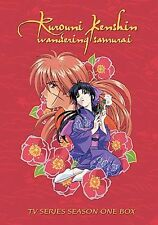 Rurouni Kenshin - TV Series Season One DVDs-Good Condition