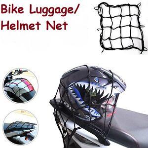 Bike 6 Hooks Motorcycle Bungee Cargo Net Helmet Net Motorcycle Accessories Bag