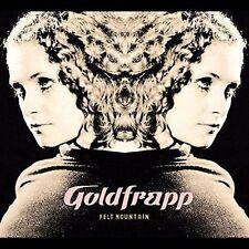 GOLDFRAPP-FELT MOUNTAIN NEW VINYL RECORD
