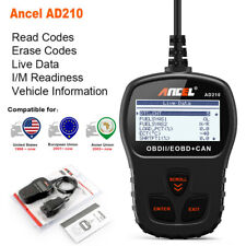 Universal OBDII Scanner Engine Light Check Code Reader Live Data Diagnostic Tool