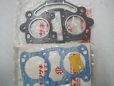 KAWASAKI NOS CYLINDER HEAD & BASE GASKET Z400 KZ400  11004-067 /1003 & 11009-040