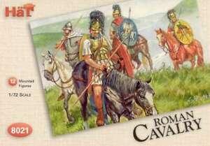 1/72 Hat 8021 Romans Cavalry Soldiers 696957080211