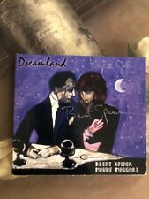 Dreamland By Brent Spinner CD 2008 Signed