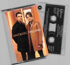 CASSETTE 4 tracks ANT AND DEC falling cassette single 4 track tape