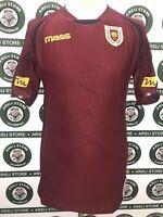 maglia calcio shirt maillot trikot camiseta MASS REGGIANA TG L