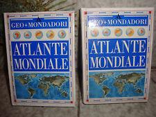 Atlante geografico mondiale mini (Il prezzo è al pezzo)Solo 2 disponibili