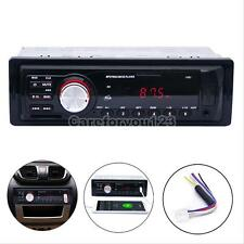 Car Audio Stereo In Dash AM FM Aux Input Receiver SD USB MP3 Radio Player 1 DIN