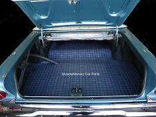 1963-1966 Dodge Dart Convertible RUBBER TRUNK MAT 63 64 65 66