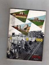libretto di stalla 1955