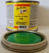 1 Shot 142L 4oz Emerald Green Lettering Enamel Pinstriping One Shot Paint